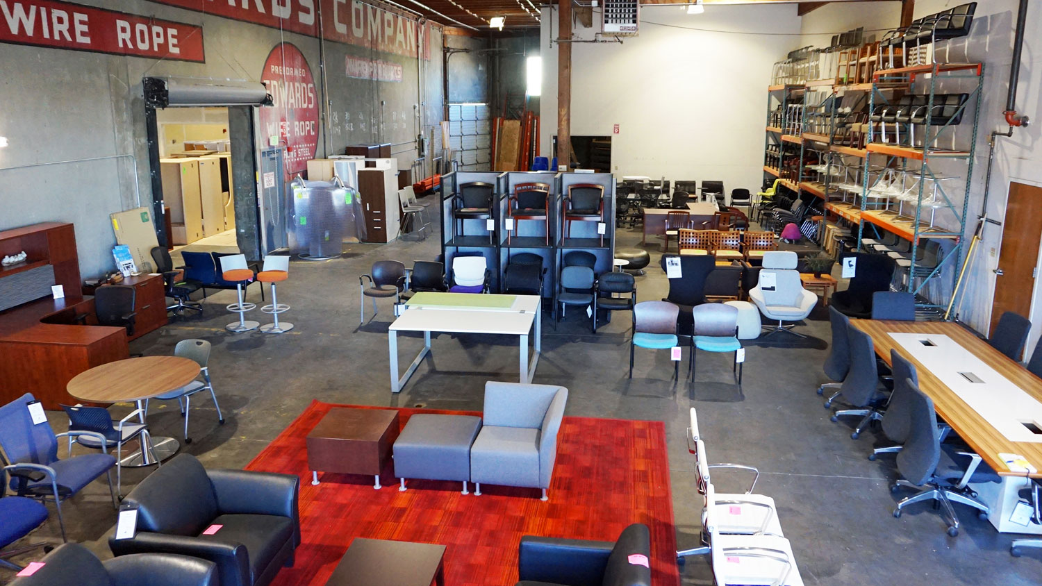 Used Furniture     Ducky s Office Furniture used jpg