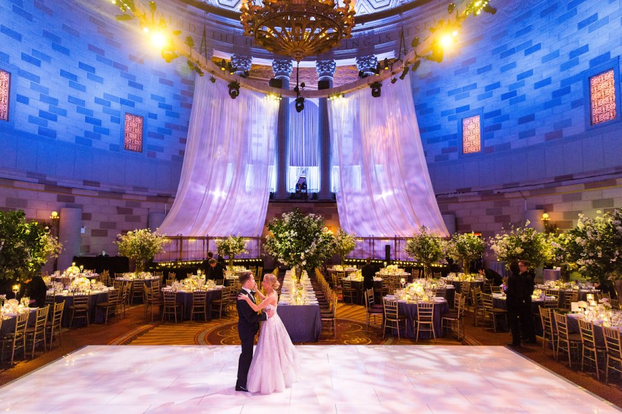 Ang Weddings and Events  Top Wedding Planner NYC New York Gotham hall wedding by Ang Weddings and Events