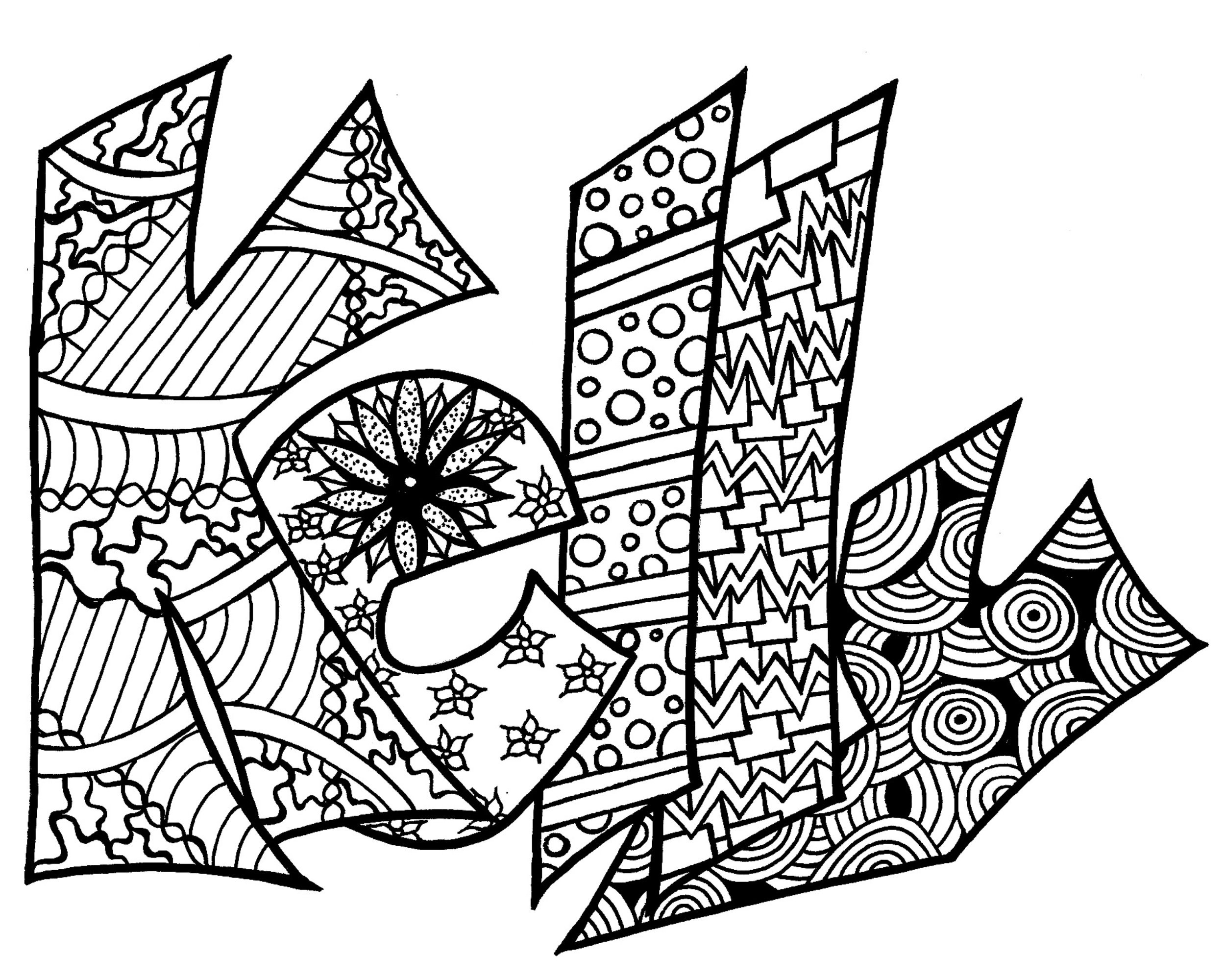 Kelly Free Printable Name Coloring Page Stevie Swift