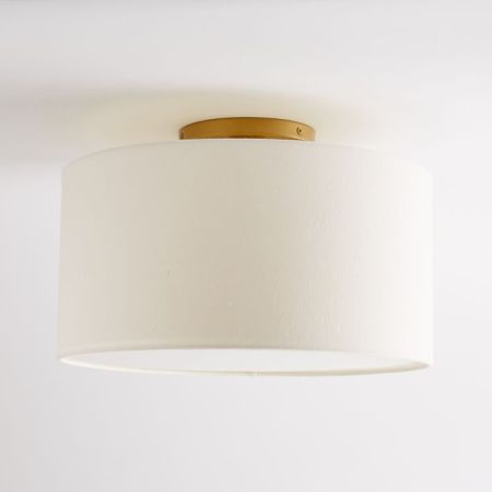 Twelve easy ceiling light swaps for under  100     Eliza Kern Design 5  West Elm   79