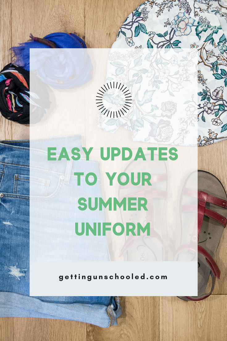 How to Quickly Update Summer Outfits for Women Over 40     Getting     I made 4 nbsp  easy changes to my usual summer wardrobe and WOW  nbsp
