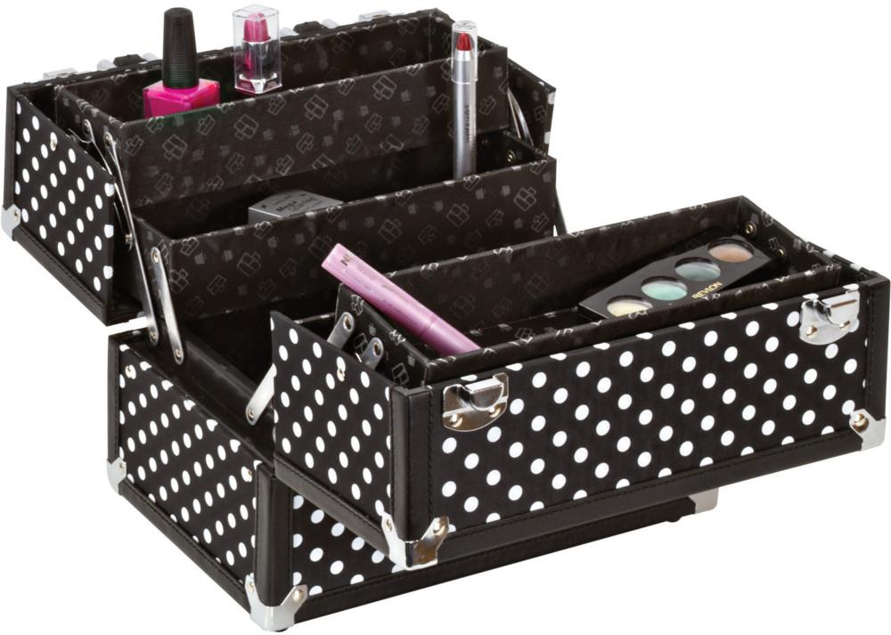 Caboodle Makeup Case Inside