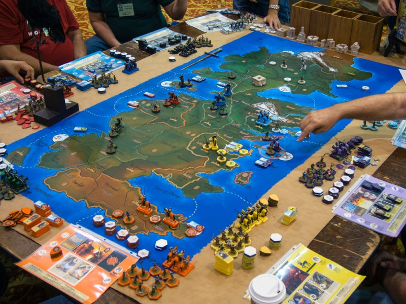Colorado Gaming Conventions Table Top  RPG s  Tournaments  and Gaming Galore