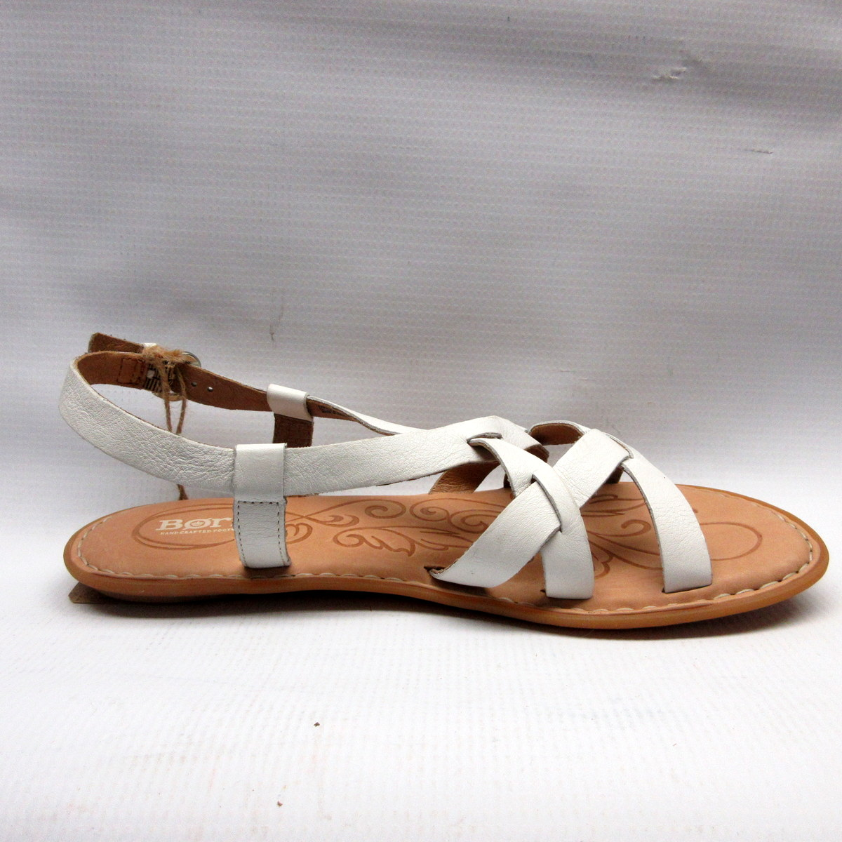 8c90dbaf7 Born Sandals Women Eryka In White Cabaline