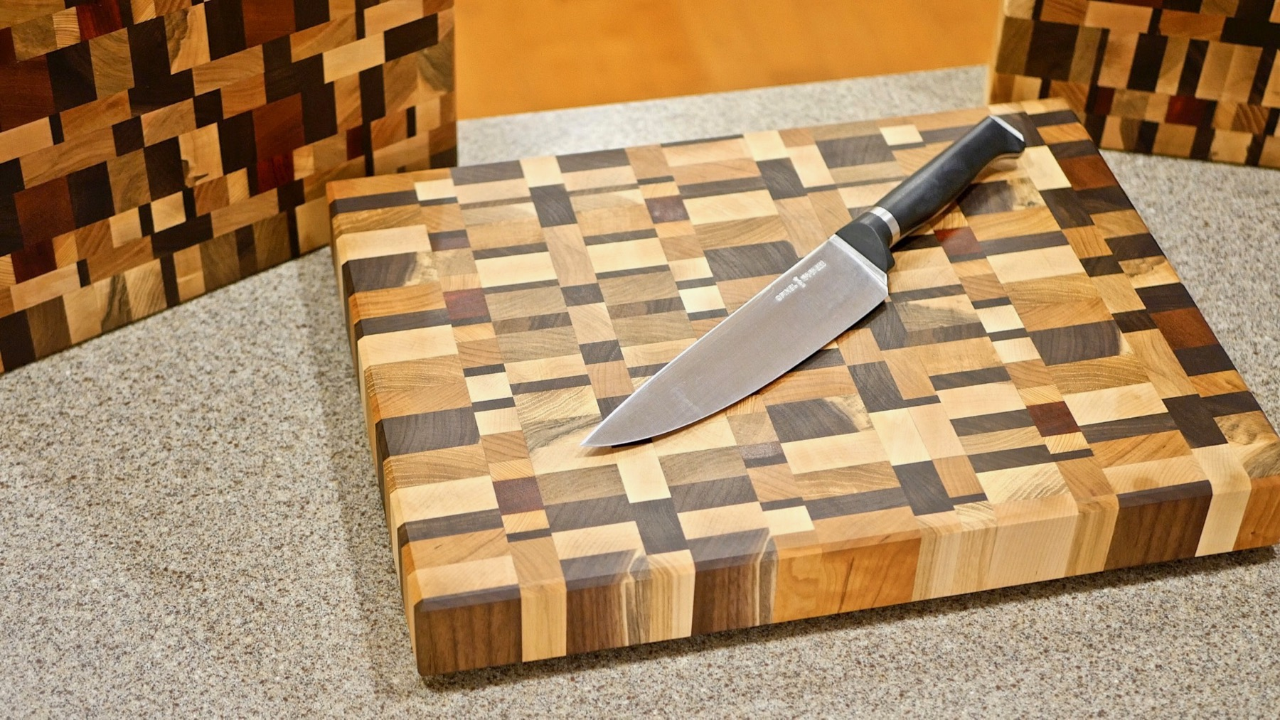 End Grain Cutting Boards From Scrap Wood How To Crafted