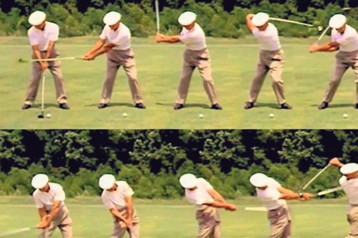 Stress Free Golf Swing  Ben Hogan s  1 Secret For Pure Ball Striking     If you want to find the most comprehensive Stress Free Golf Swing review to  learn Ben