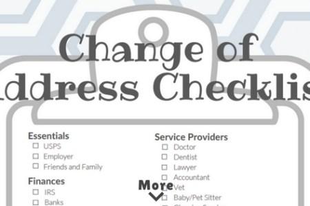 Free Job Application Form Irs Form Change Of Address Job
