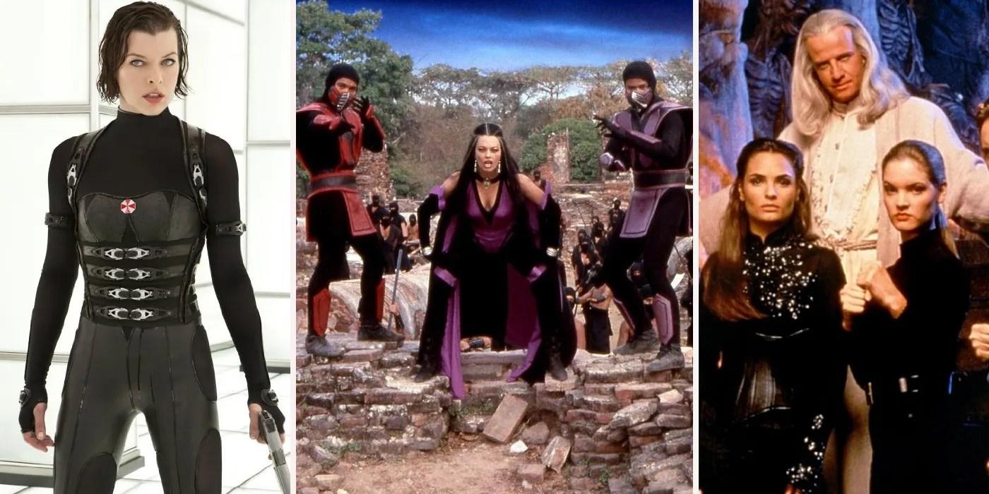 Failed Mortal Kombat Movies Facts And Trivia | ScreenRant
