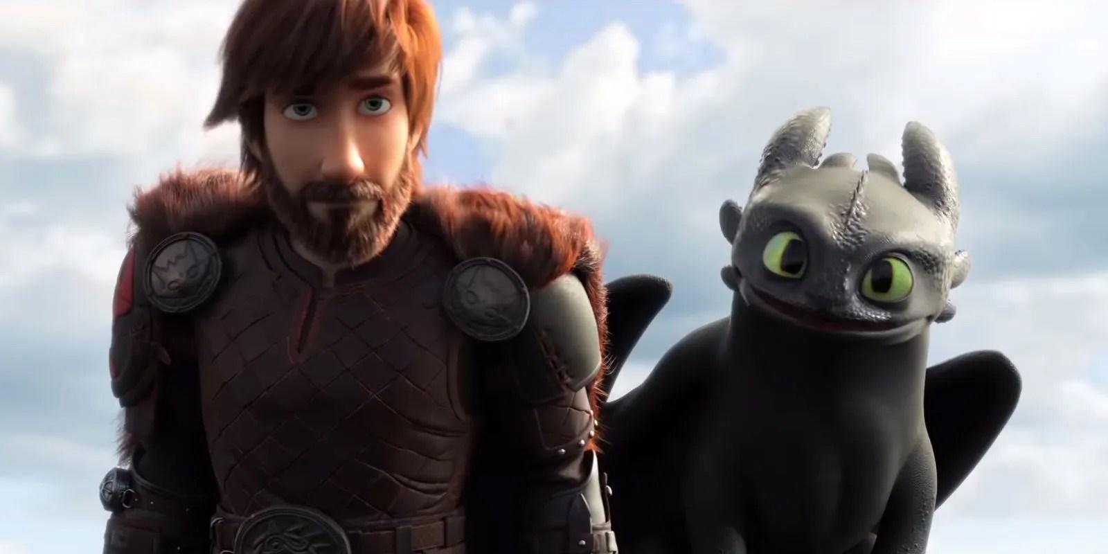 How to Train Your Dragon 3 Interview: Director Dean DeBlois