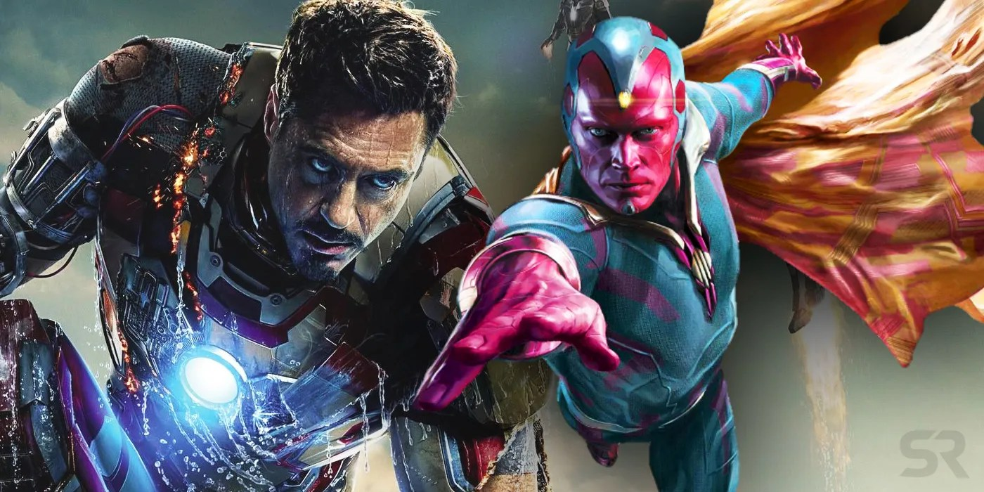 Iron Man 3 Easter Egg Spoiled JARVIS Becoming Vision ...