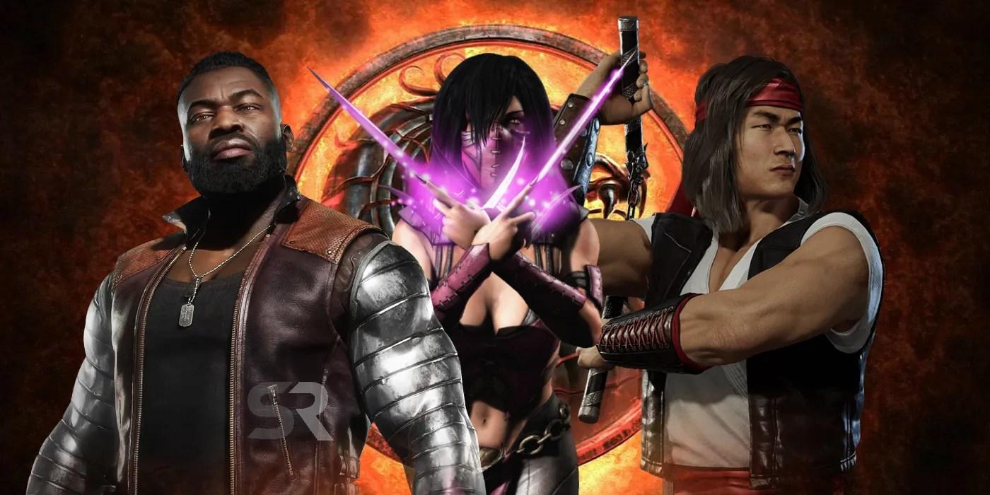 Mortal Kombat Movie Reboot Casts Jax, Liu Kang, & Mileena
