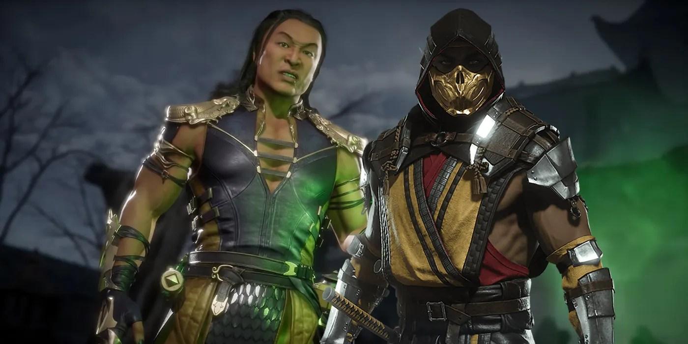 Mortal Kombat Reboot Perfectly Casts Shang Tsung & Scorpion