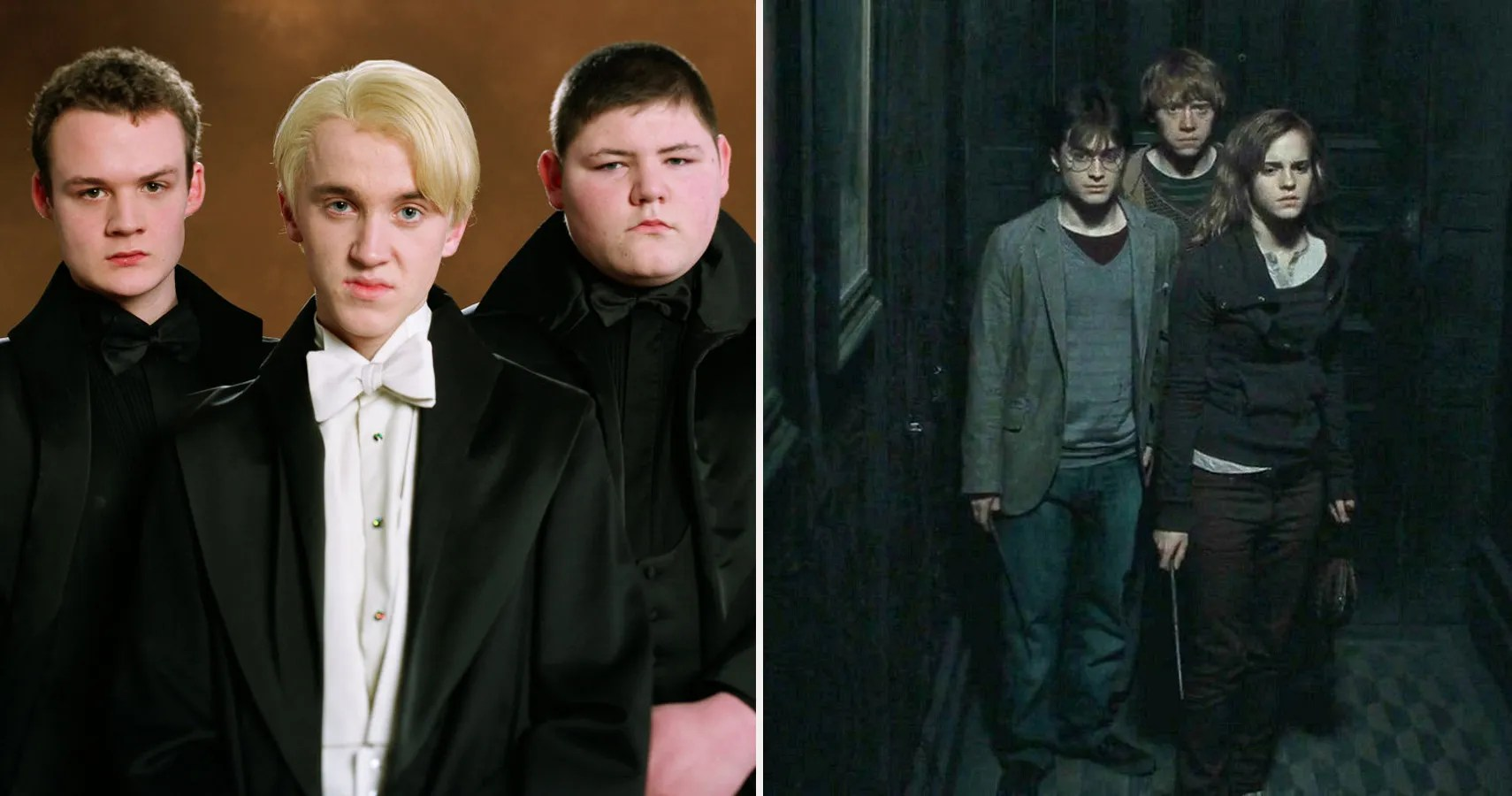 Draco His And Malfoy Friends