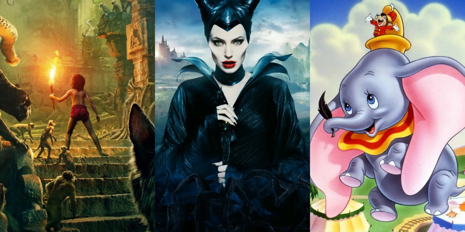 Disney Confirms Jungle Book 2, Maleficent 2 & More; Claims ...