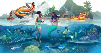 The Sims 4 Island Living Expansion Pack Announced | TheGamer