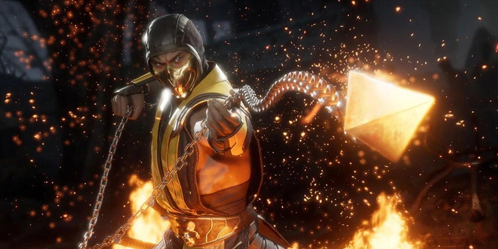 Mortal Kombat: Ed Boon Reveals the Story Behind Scorpion's ...