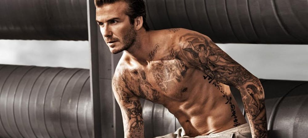 David Beckham's Coolest Tattoos: In Pictures | FashionBeans