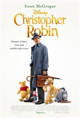 Christopher Robin   Now Playing   Movie Synopsis and Plot Christopher Robin Movie Poster