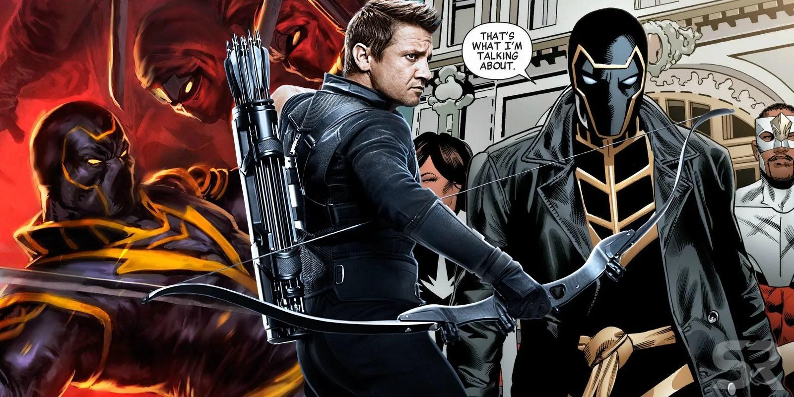 Jeremy Renner Teases Avengers 4 Return as Hawkeye | Screen ...