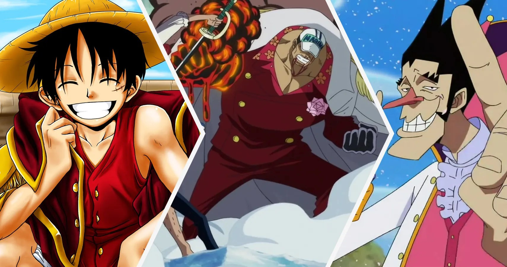One Piece: 10 Most Powerful Characters (And 10 That Are ...