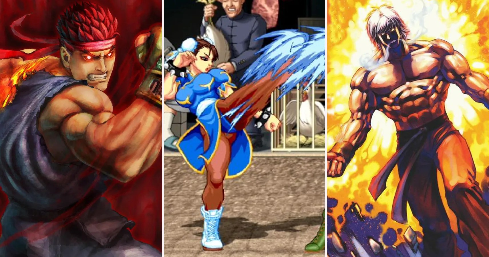 Ranking Every Character From Ultra Street Fighter II ...