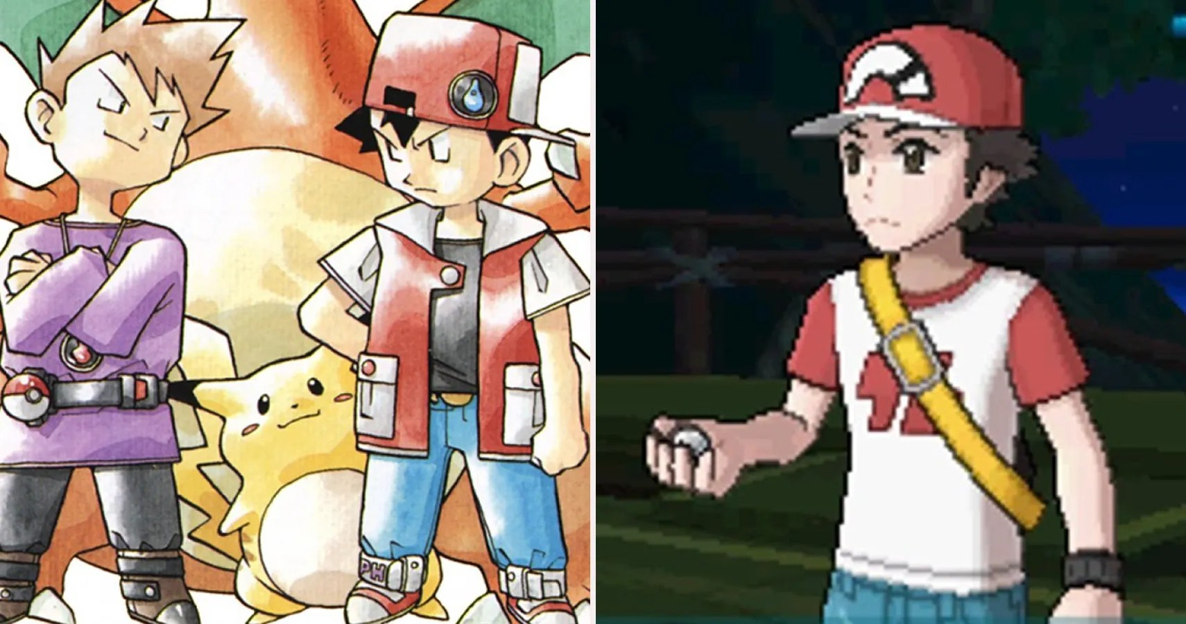 Pokémon Characters That Appear In Multiple Games | TheGamer