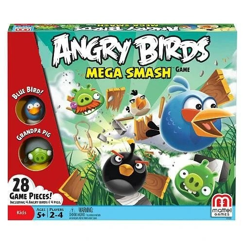 Angry Birds Seasons Golden Eggs Game
