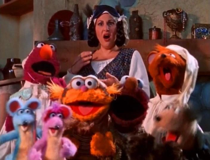 Elmo Grouchland Dvd