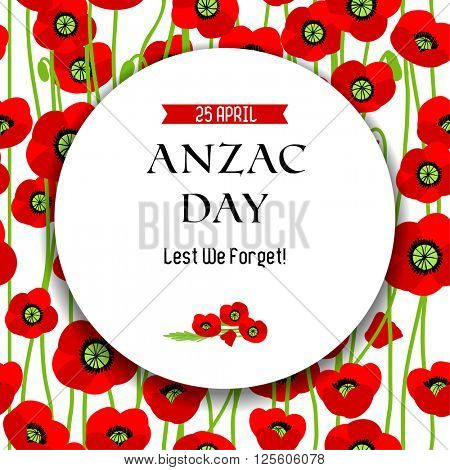 wreath template anzac day # 65