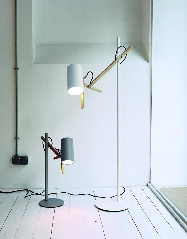 Mathias Hahn Scantling Lamp