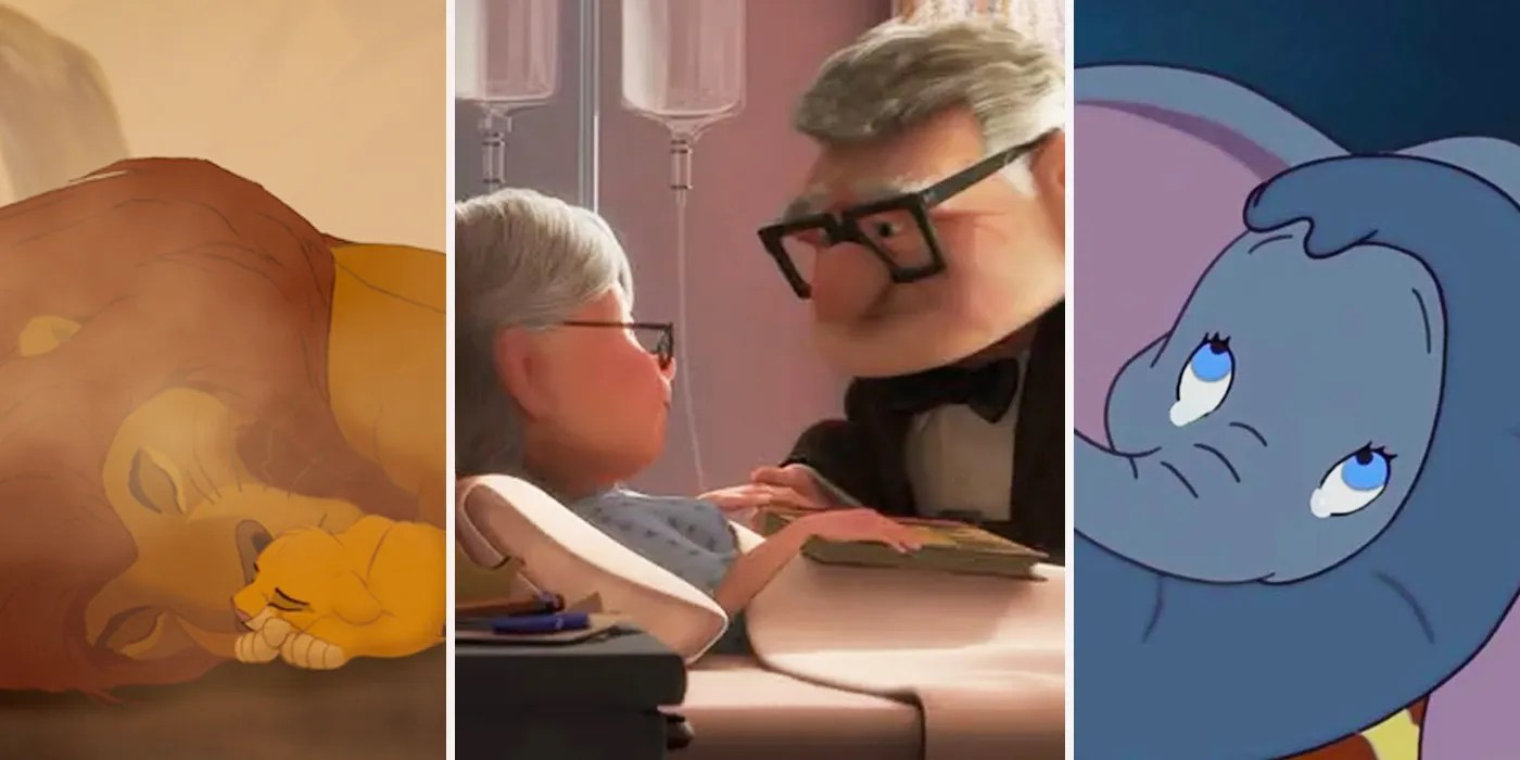 The 15 Most Heartbreaking Animated Movies Of All Time   CBR