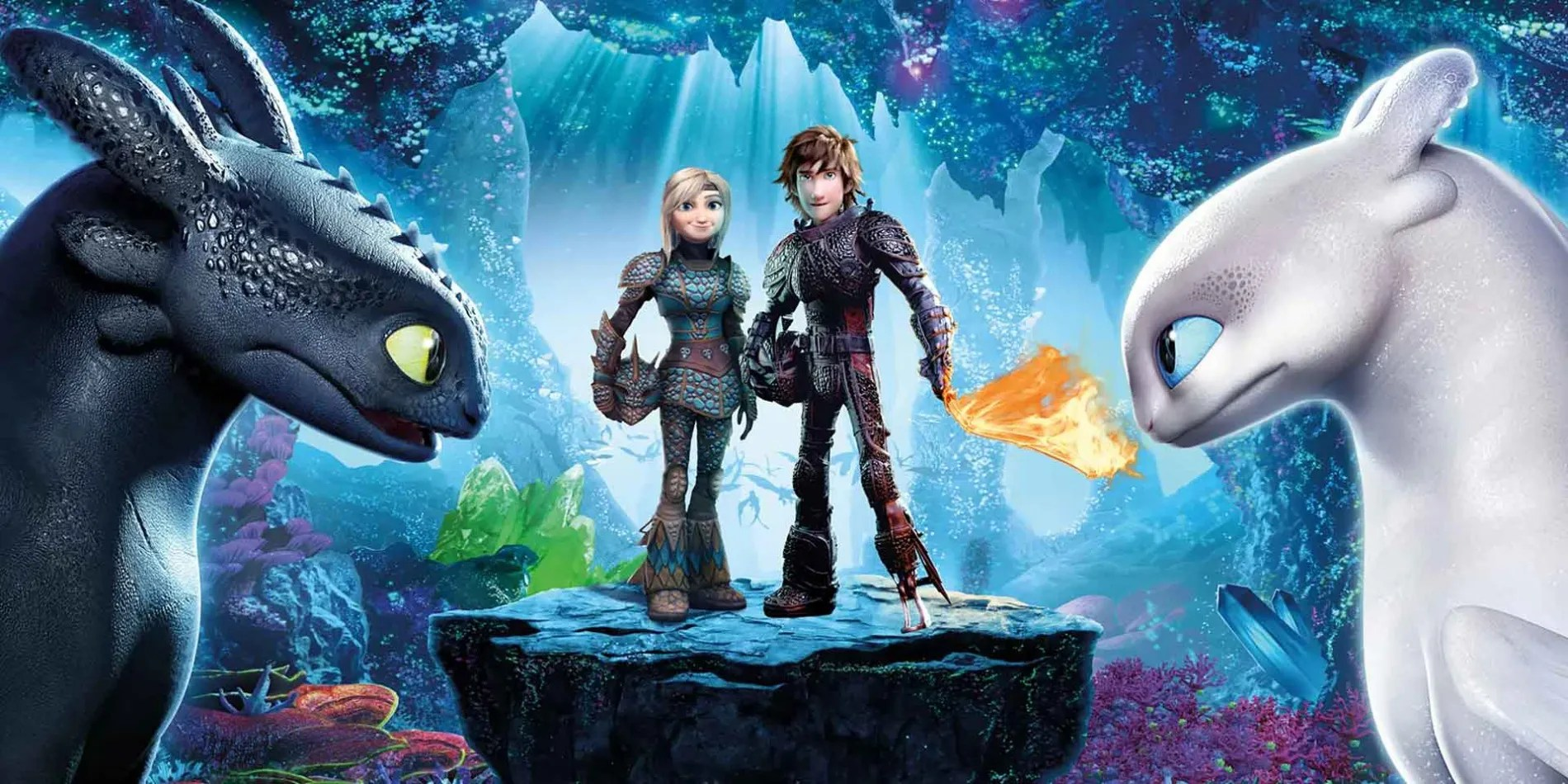 How to Train Your Dragon 3's Villain is Downright Disturbing