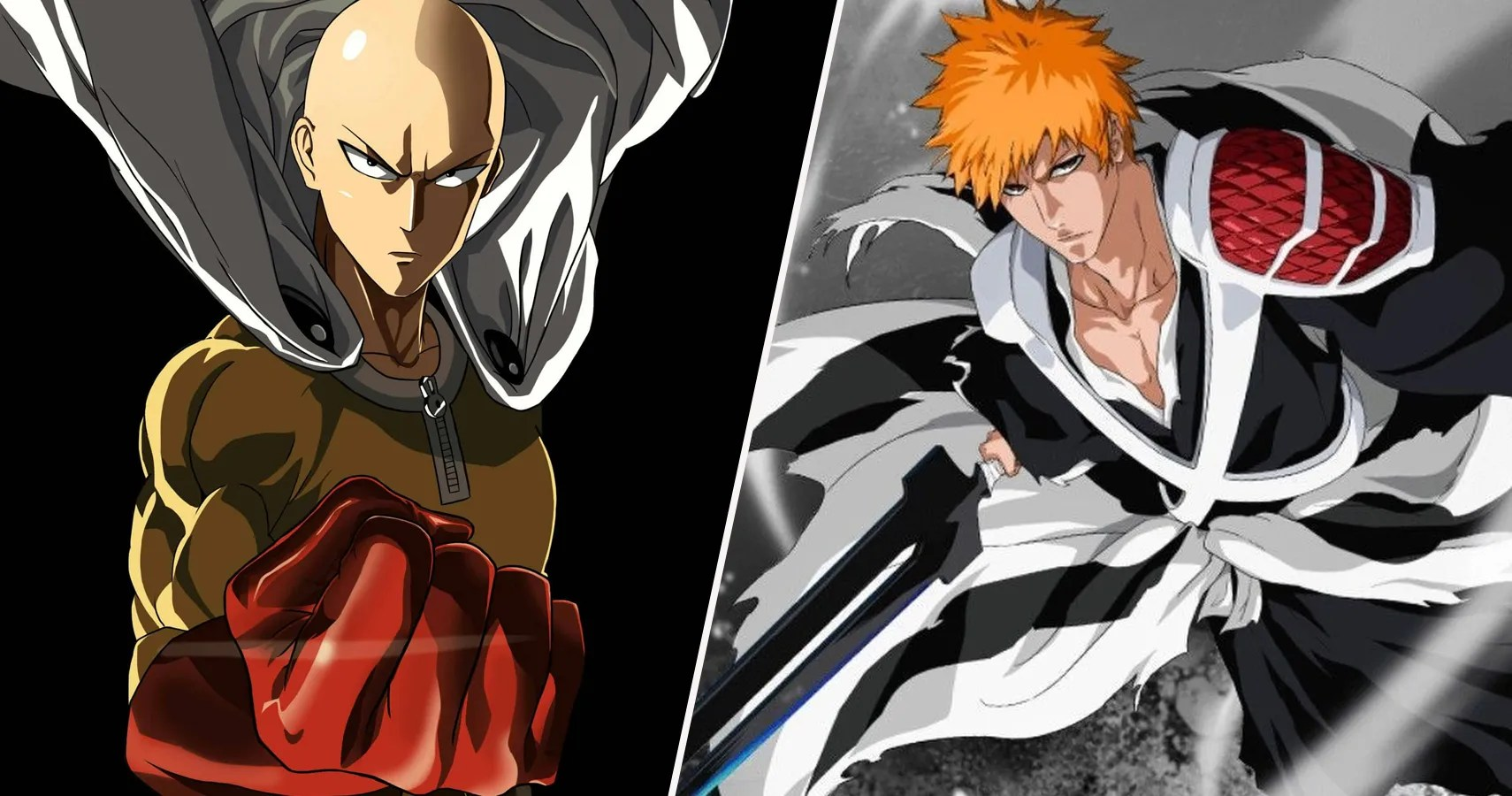 10 Anime Characters Who Are More Powerful Than Bleach S Ichigo