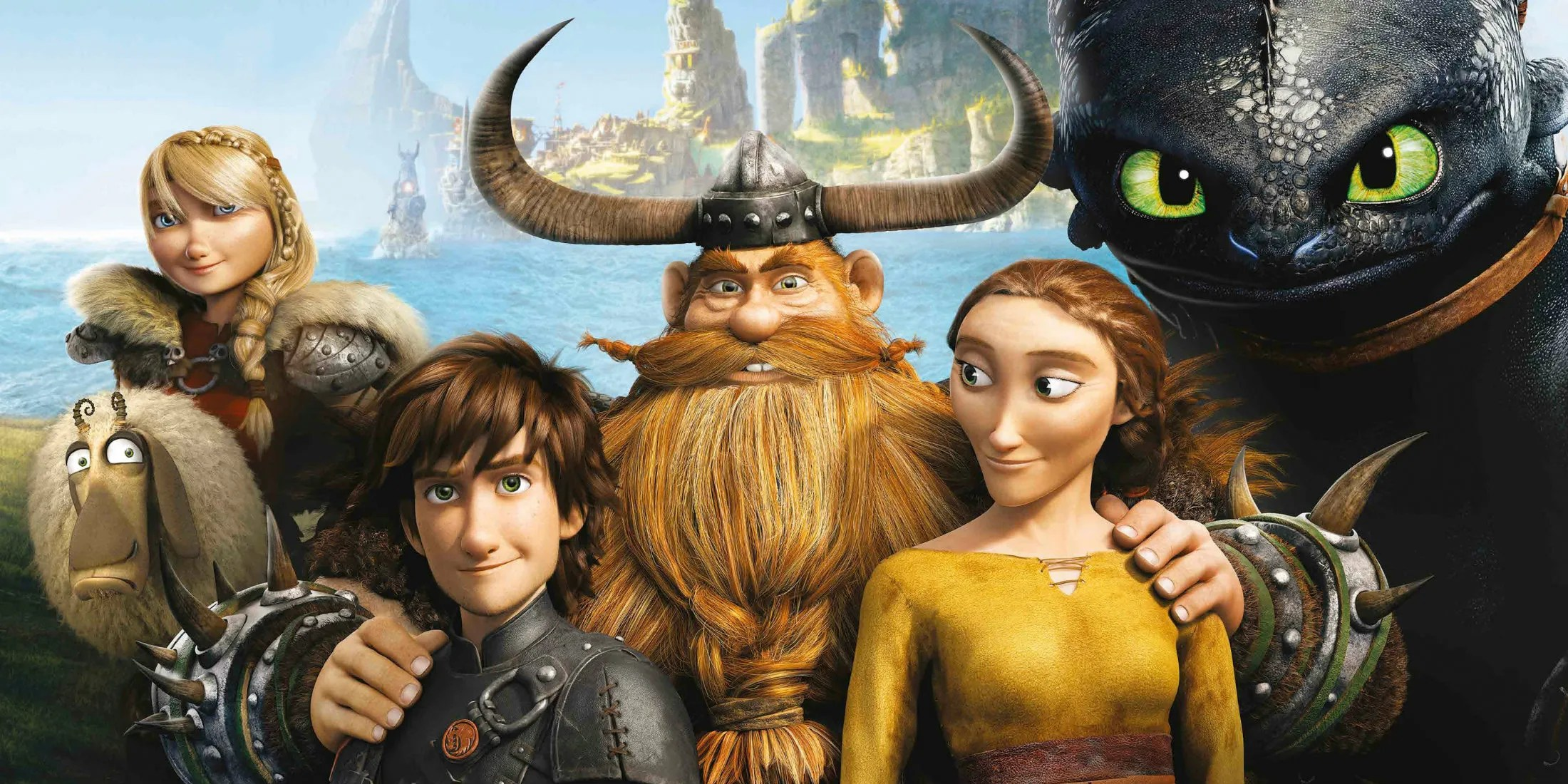 Gerard Butler: How To Train Your Dragon 3 is Best Yet