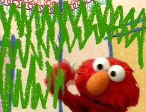 Elmo's World: Drawing - Muppet Wiki