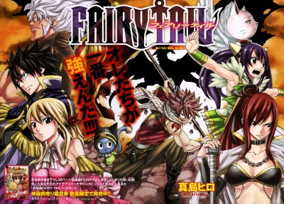 Chapter 279 - Fairy Tail Wiki, the site for Hiro Mashima's ...