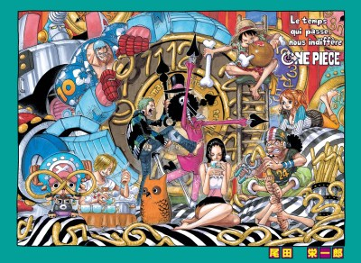 Chapter 692 - The One Piece Wiki - Manga, Anime, Pirates ...