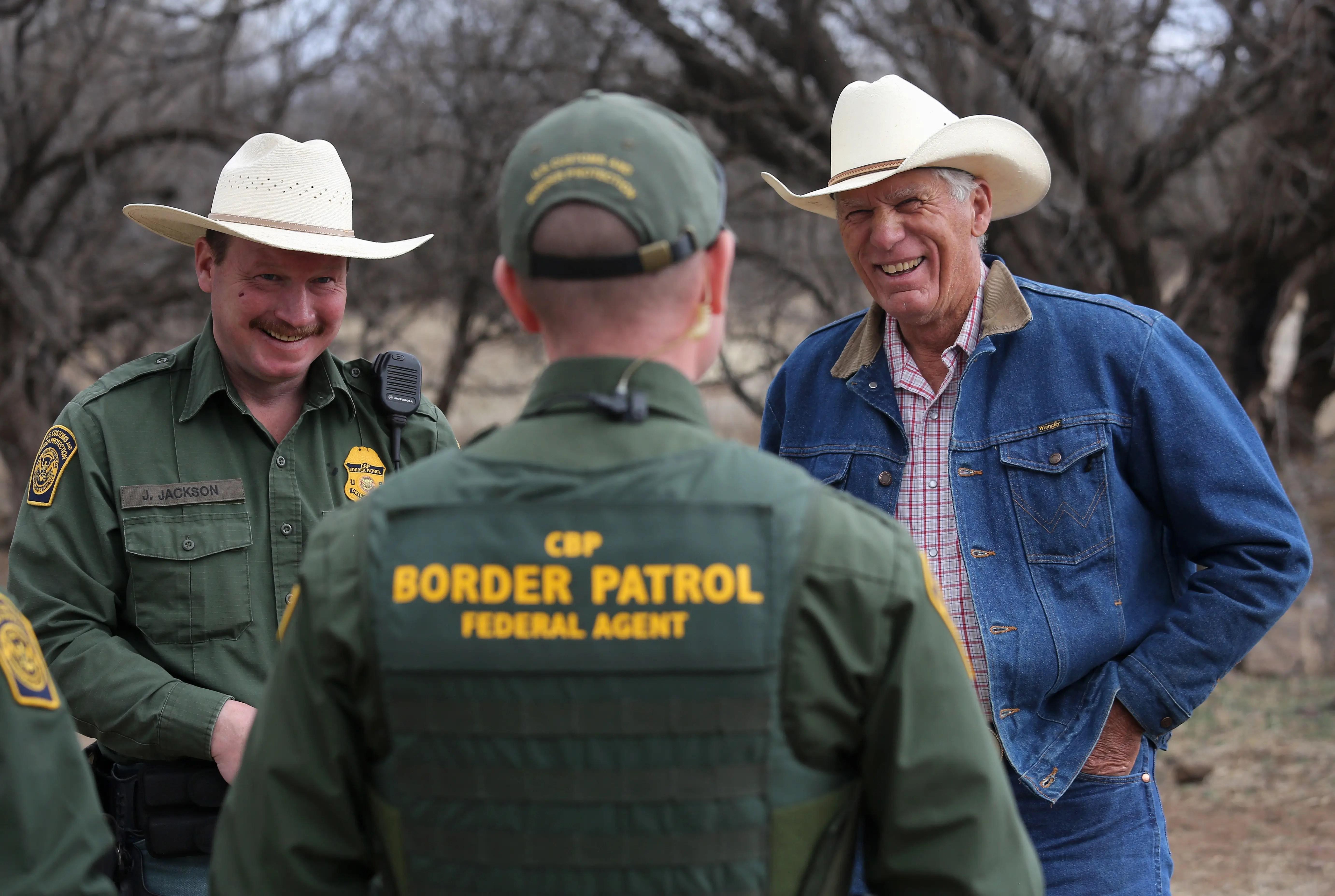 Trump admin seeks to loosen hiring requirements for border ...