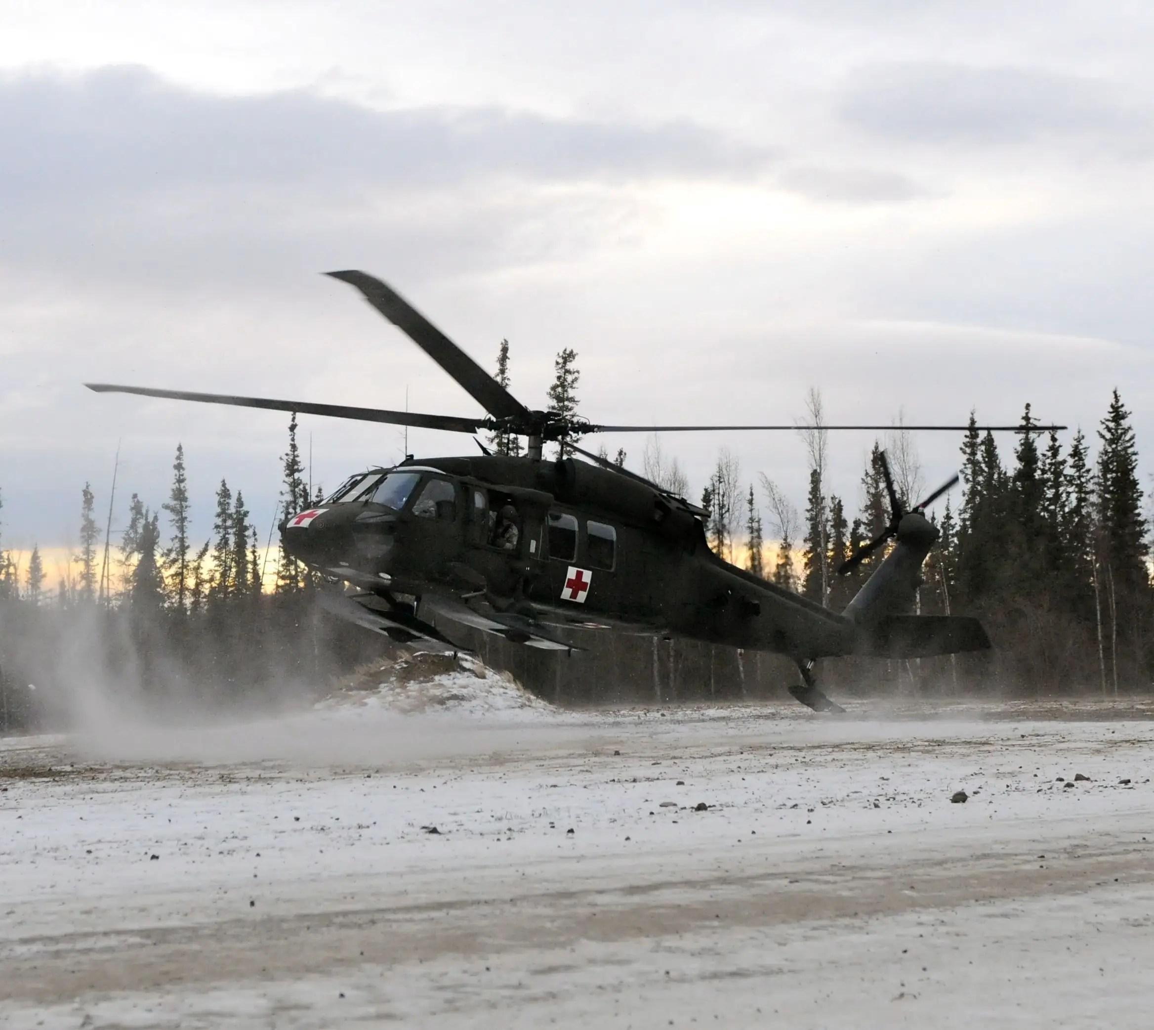 Medevac Helicopter Pilots