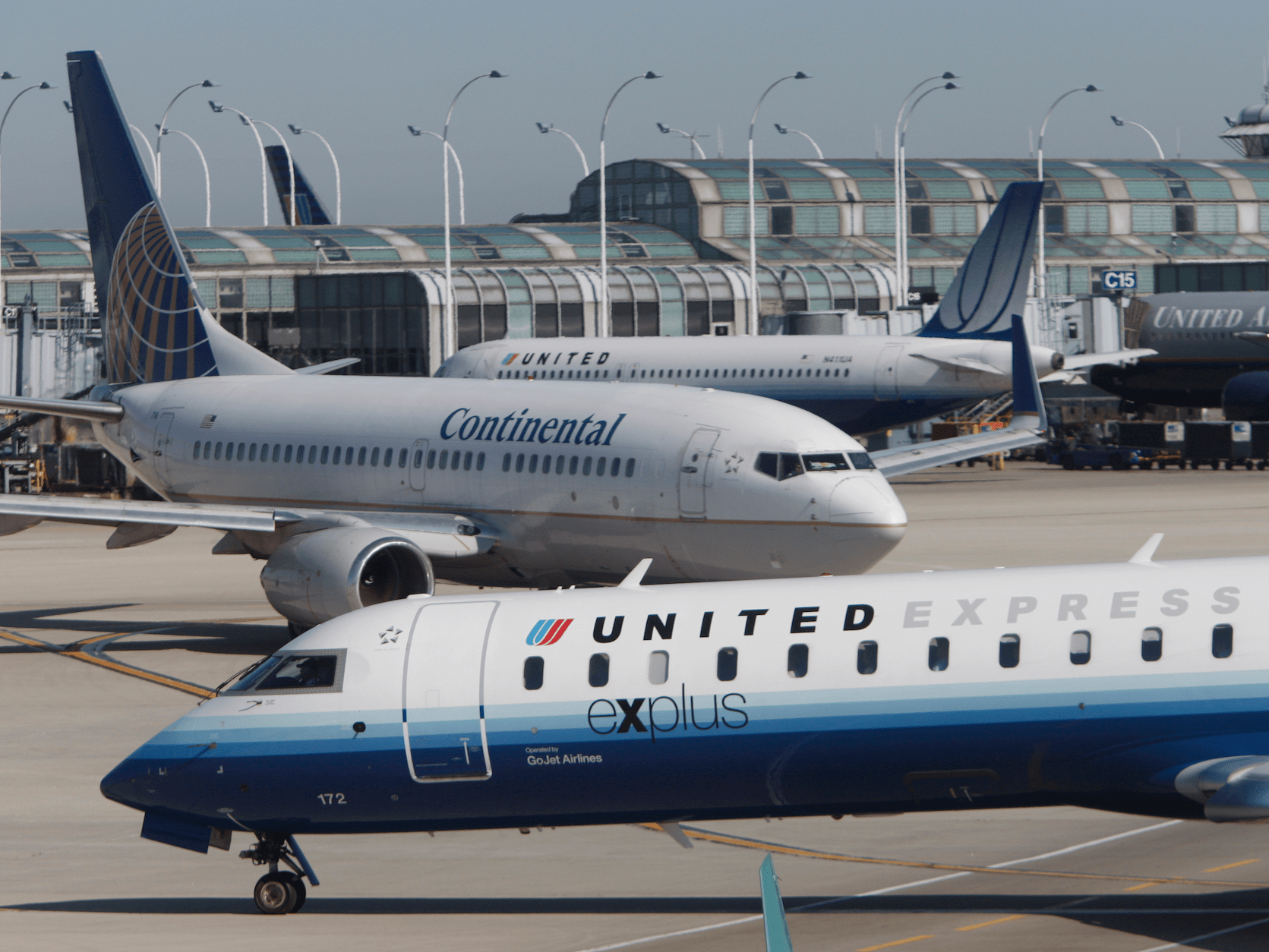 United CEO Munoz is leading the company's turnaround ...