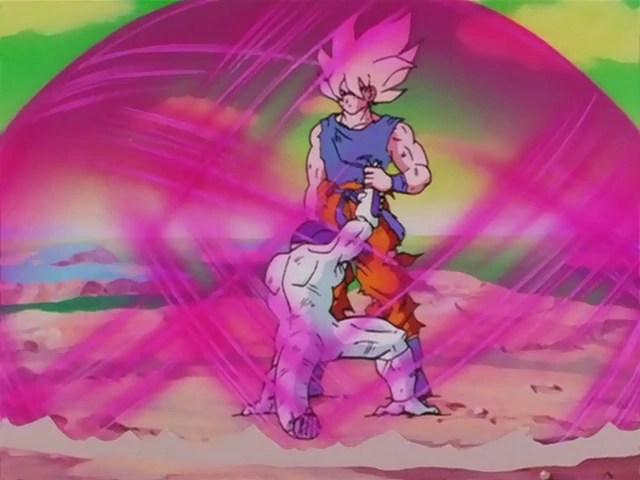Purple Dragon Aura Ball Z