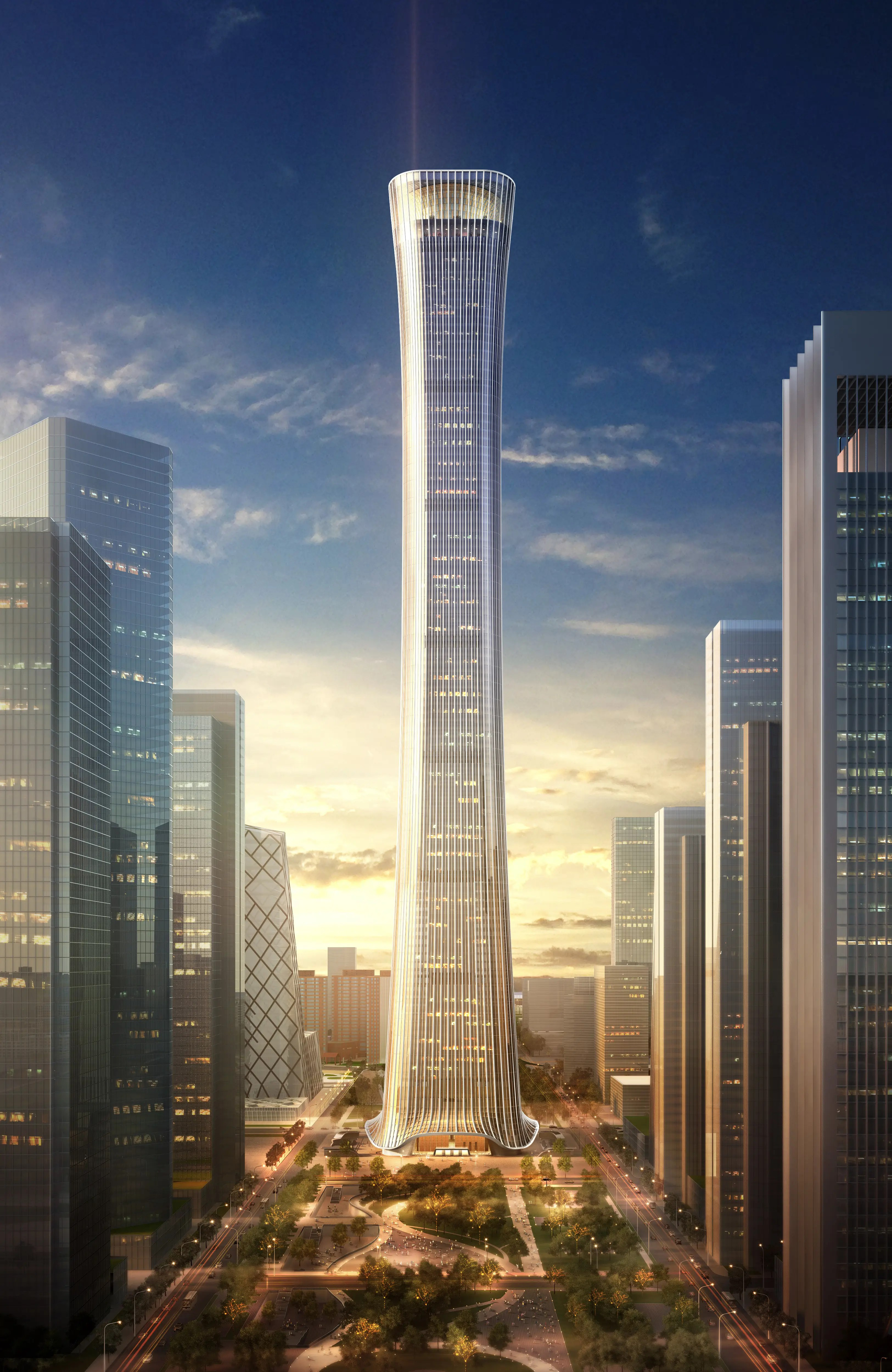 Tallest Buildings Of The Future - Business Insider