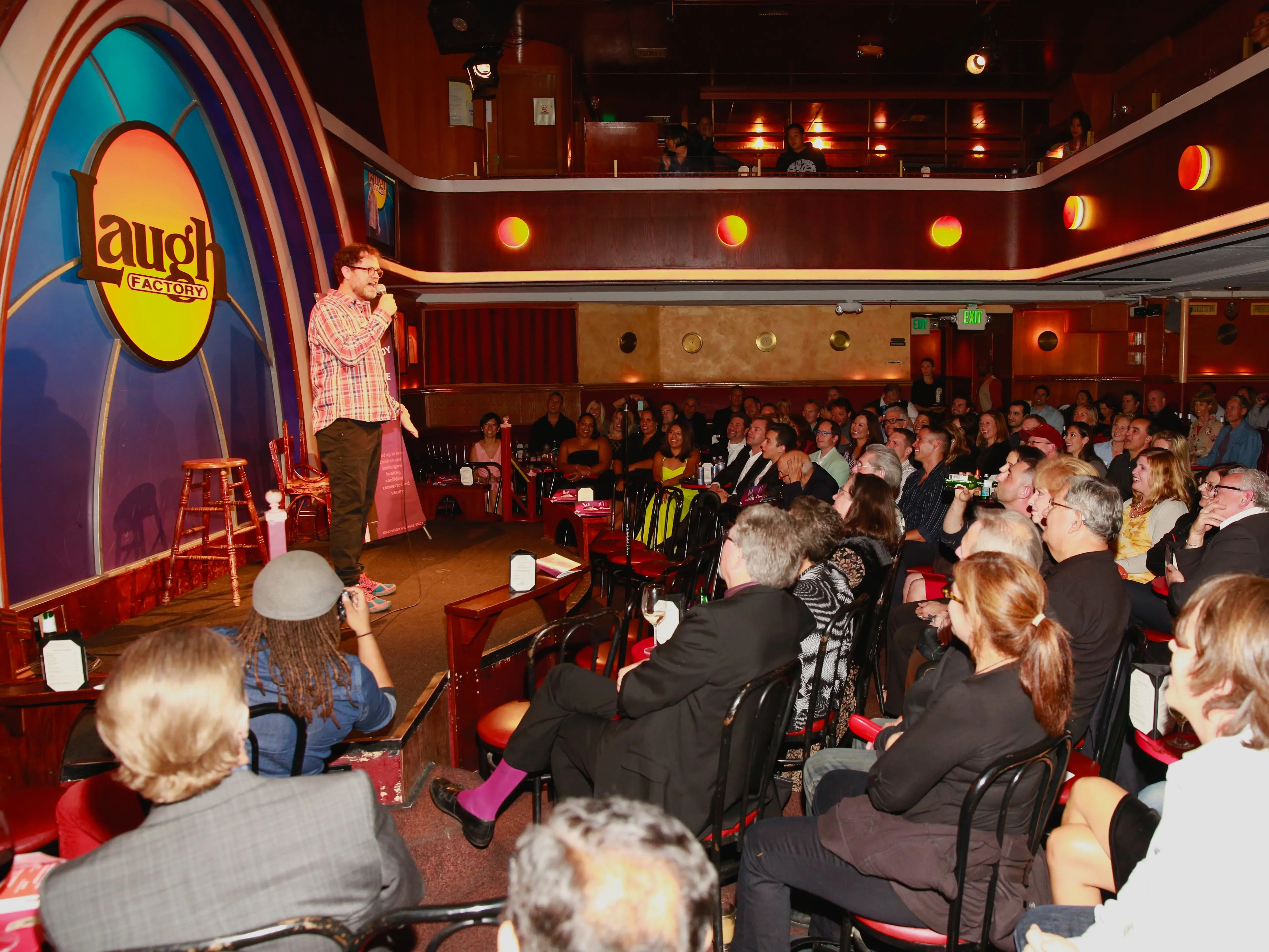 Laugh Factory Whitest Thing Ever