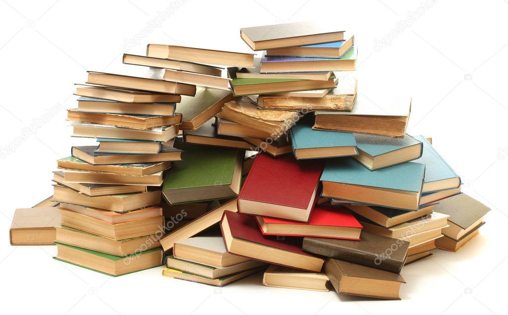pile of books - HD1024×768