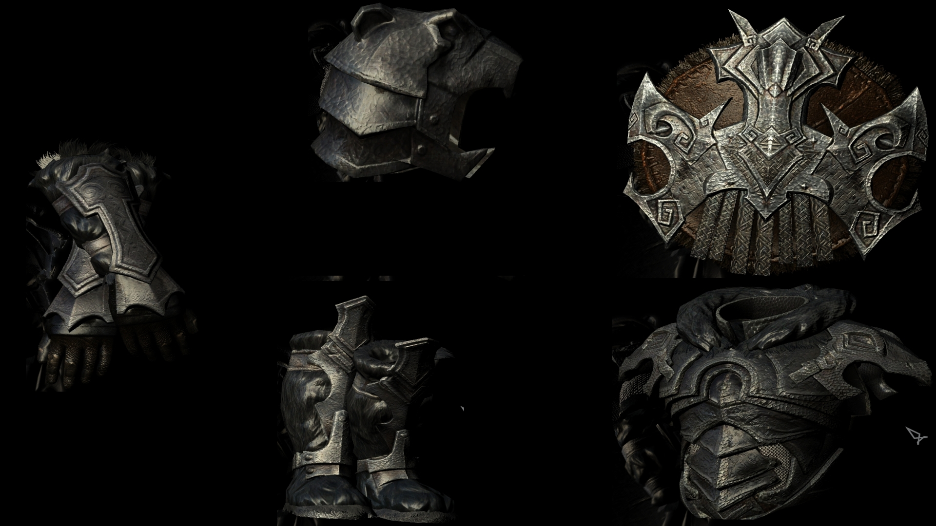 Dragon Skin Armor Skyrim