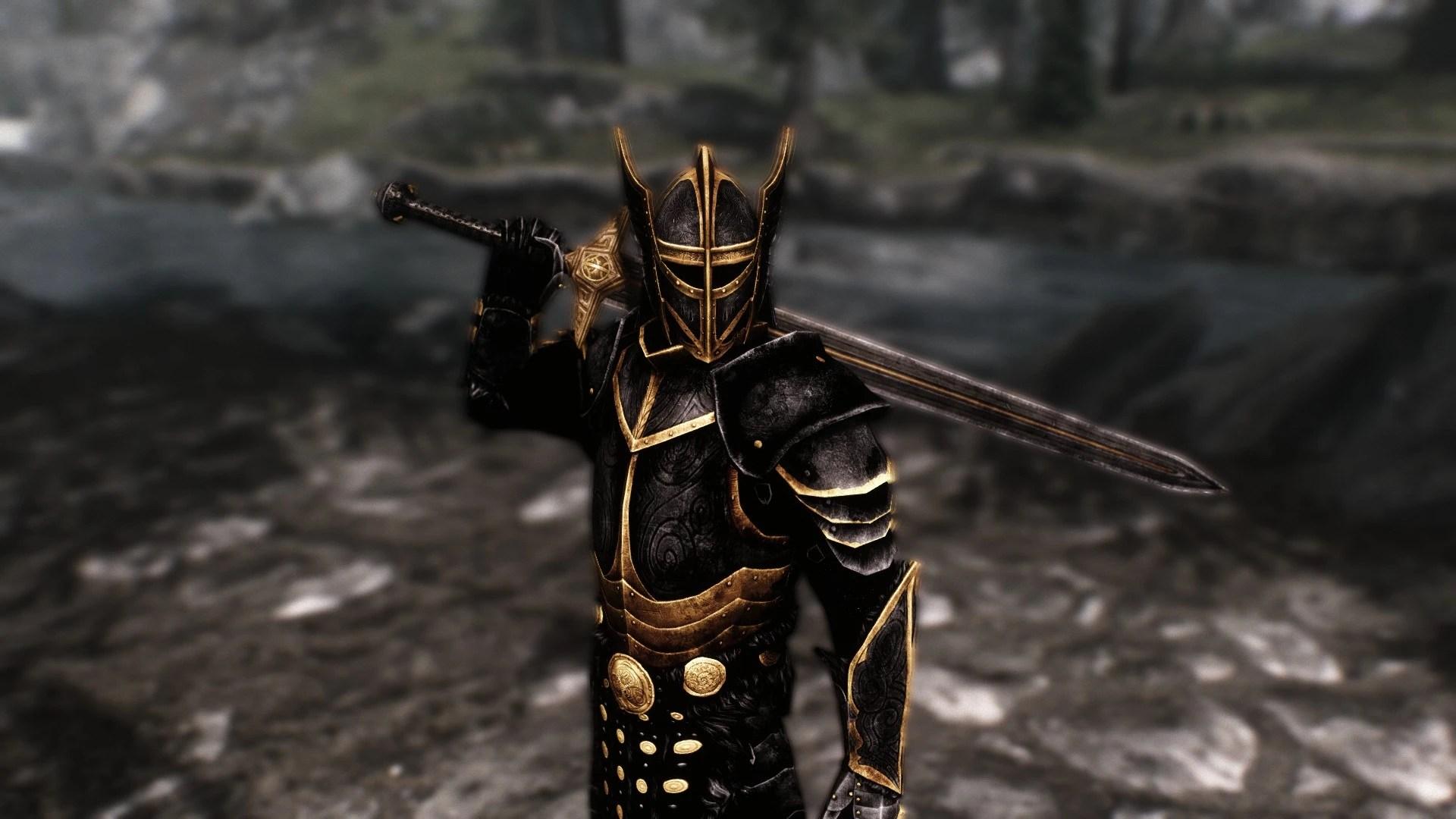Breaker Armor Set Skyrim