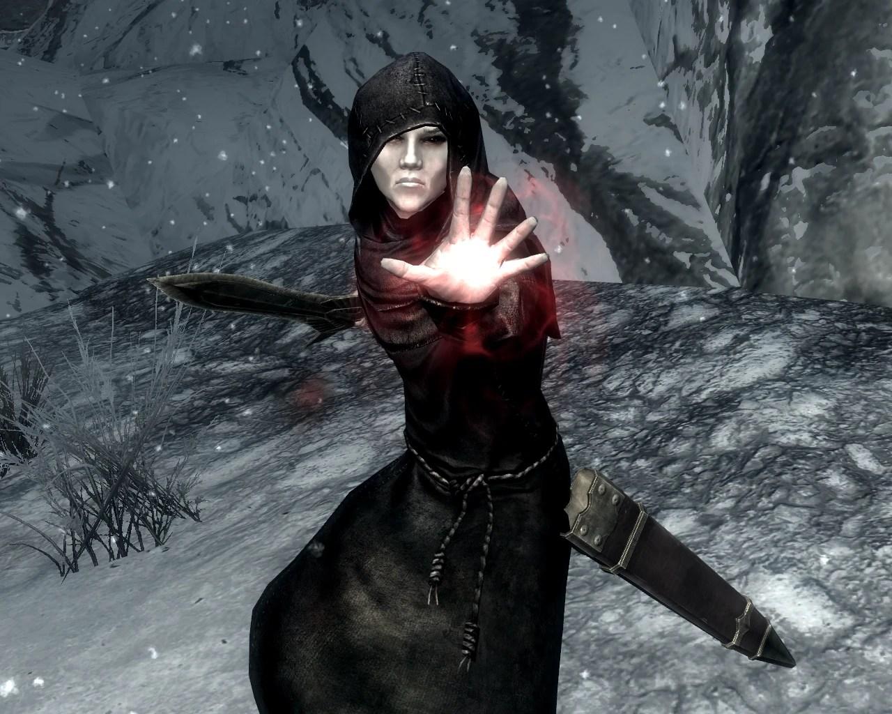 Female Mod Dremora Skyrim