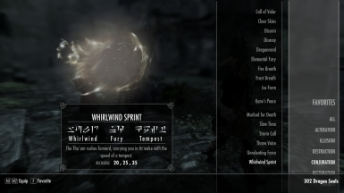 skyrim all dragon shout locations path decorations pictures full