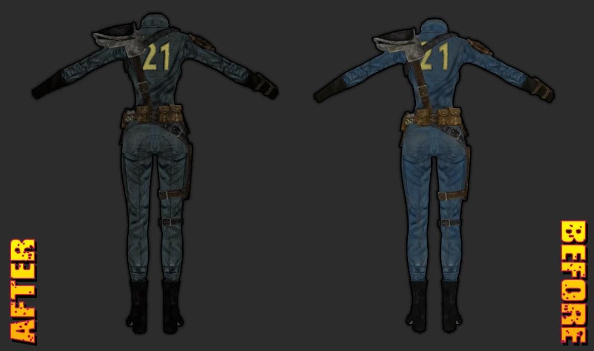 Armored Vault 13 Jumpsuit