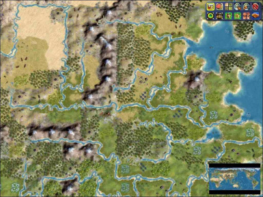Gigant Earth Map   24 civs  1 15  at Sid Meier s Civilization IV     Imported from Game Front  Imported from Game Front